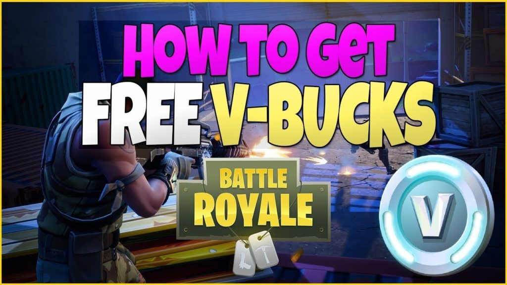 Fortnite free v bucks generator