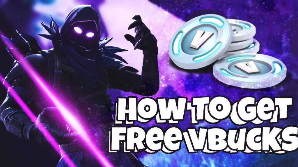Fortnite free v bucks